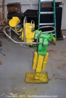 Racine Rapak Gas Powered Ground Tamper