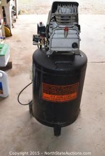 Central Pneumatic 21-Gallon Air Compressor