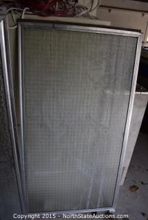 Set of Shower Doors