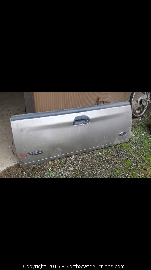Redding Car and Tool Auction