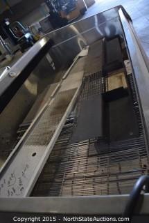 Commercial Refrigerator/Freezer