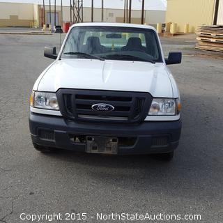 2006 Ford Ranger Pickup