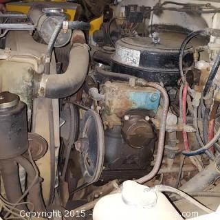 1987 GMC Dump Truck