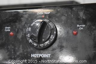 Hotpoint Stove