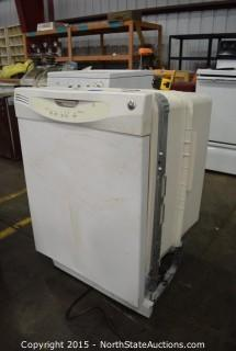 General Electric Under Counter Dishwasher