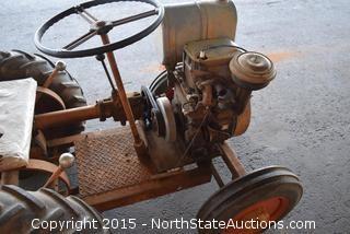 Lincoln Garden Tractor