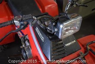 Honda TRX 200 Quad
