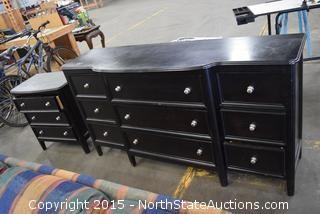 Dresser & Night Stand Set