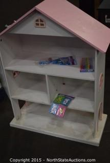 Doll House, Doll House-Style Cabinet