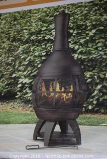 Hampton Bay Chiminea