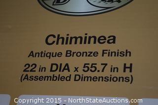 Hampton Bay Chiminea