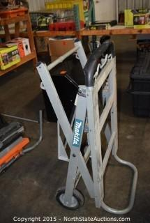 Makita Rolling, Fold-Up Work Stand