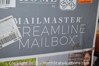 Mailmaster Streamline Mailbox