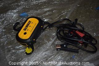 DeWalt Waterproof Battery Charger and Maintainer