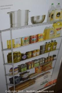 HDX Heavy 6-Shelf Storage Unit