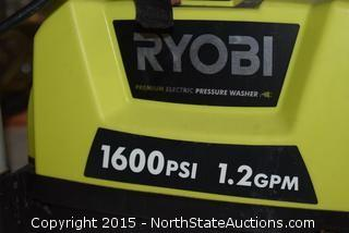 Ryobi Premium Electric Pressure Washer