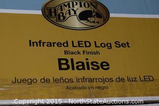 Hampton Bay Infrared LED Log Set
