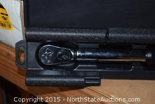 Husky Digital Torque Wrench