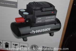 Husky 2-Gallon Air Compressor