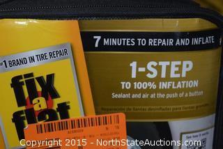 Fix-a-Flat Tire Repair Kit, 10 Ton Pintle Hook, Anti-Theft Lock Kit, Hitch Shields