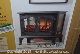 Hampton Bay Infrared Electric Stove