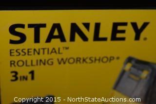 DeWalt Rolling Workshop, Husky Tool Carryall, DeWalt Parts/Hardware Organizer, Husky Tool Pouch, Kneepads