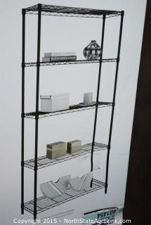 HDX 5-Shelf Storage Unit