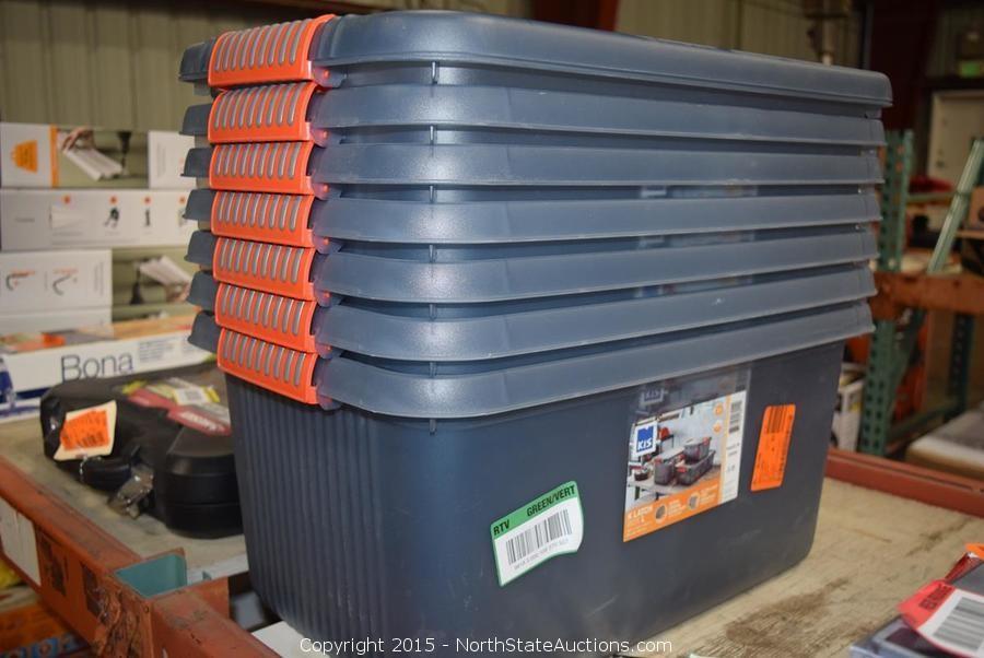 Spring Home Depot Returns Auction
