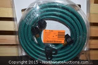 Water Hoses, Sprinkler Sets