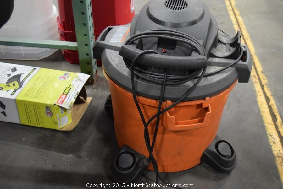 Spring Home Depot Returns Auction