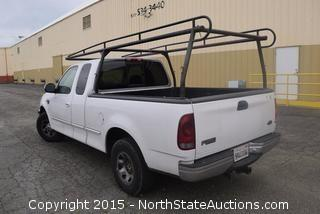 1998 Ford F150 3-Door Pickup