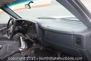 2001 GMC Sierra Pickup