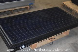 5 SunTech Solar Panels