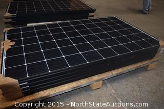 5 CanadianSolar Solar Panels