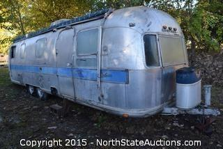1973 31' Airstream Excella 500 Trailer