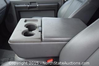 2014 Ford F350 Crew cab Flatbed, Powerstroke 6.7 Diesel