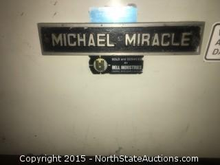 "Michael Miracle Paper cutter 42"" Auto"