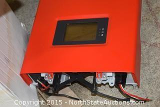 New SMU Solar Inverter