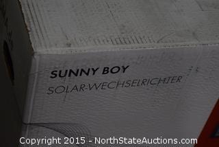 New Sunny Boy Solar Inverter