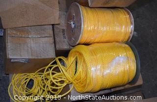 Large Lot of Rope
