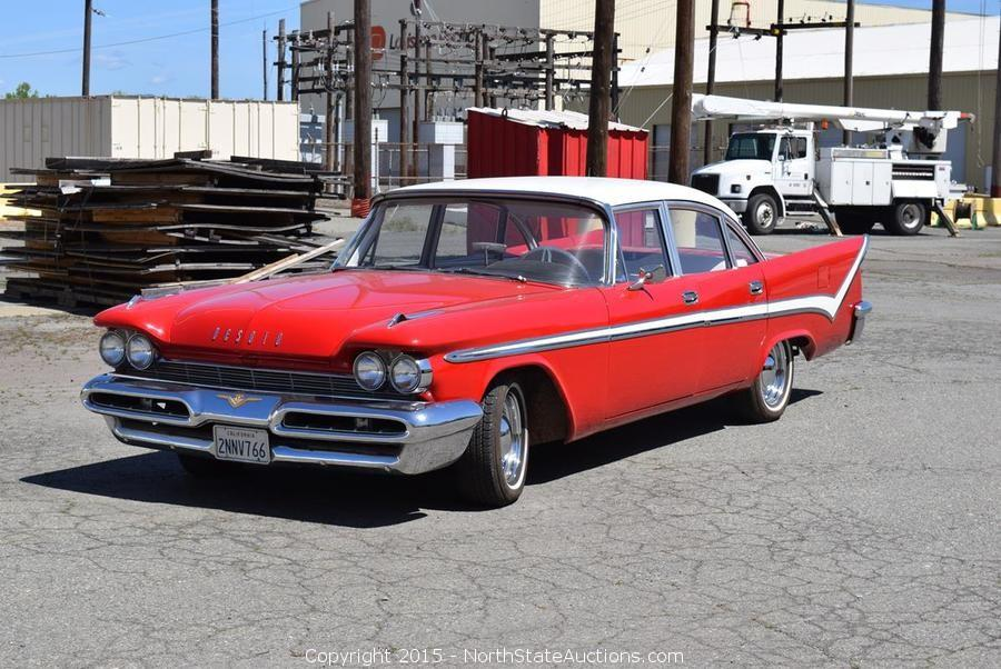 1959 DeSoto Firedome ALL ORIGINAL , Bankruptcy Auction!  NO RESERVE! No buyers premium!