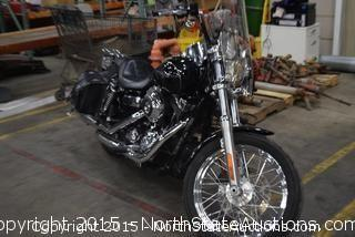 2014 Harley Davidson SuperGlide NO BUYERS PREMIUM!