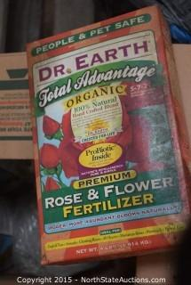 Fertilizer and earth juice