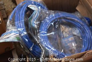 Polyethylene Tubing, Fogger, H2O Pumps
