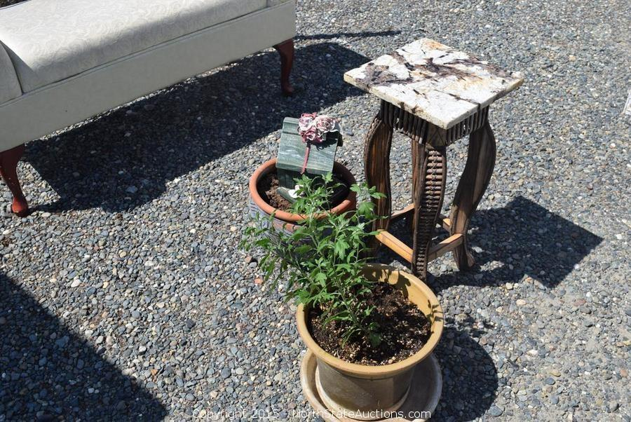 Cooper Landscaping Auction