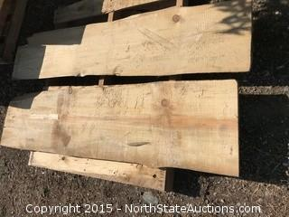 Misc Wood Slabs