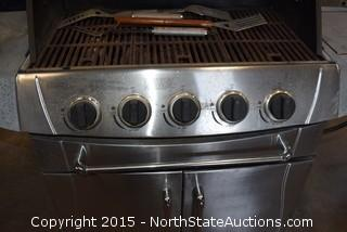 Perfect Flame Gas Grill