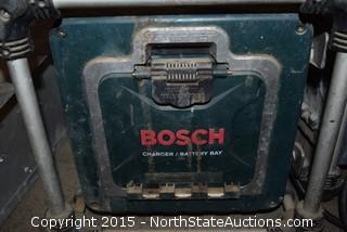 2 Bosch Charger/Battery Bay