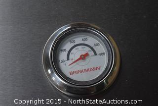 Brinkmann Gas BBQ