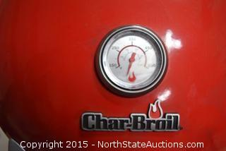 Char-Brail Electric Grill